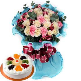 순결한마음+케이크